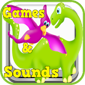 Dino Toddler Games & Sounds