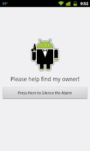 SeekDroid: Find My Phone- screenshot thumbnail