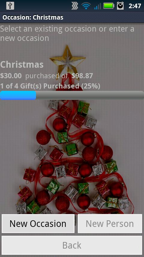 GLM Christmas Theme Pack #1 - screenshot