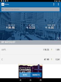 CNNMoney Business and Finance Screenshot 7