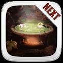 Next Launcher Theme Halloween icon