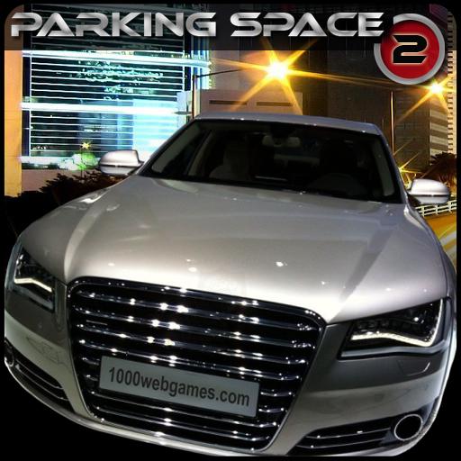 Parking Space 2 LOGO-APP點子