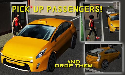 出租车司机3D模拟器 - 2