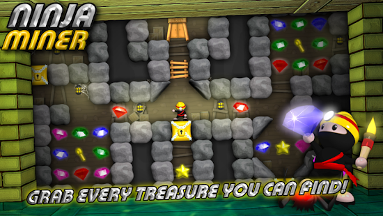Ninja Miner- screenshot thumbnail