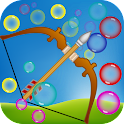 Archery - Bubble Shooting icon