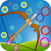Archery - Bubble Shooting