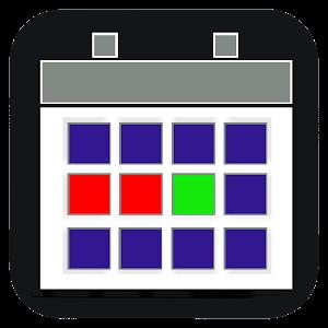 dienstplan kalender android apps auf google play. Black Bedroom Furniture Sets. Home Design Ideas