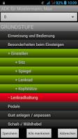 Screenshot of WinDrive-App