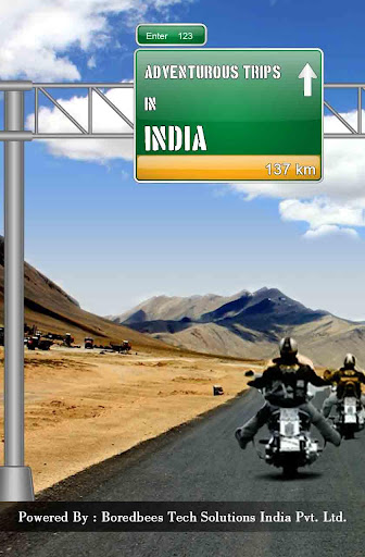 Adventurous Trips In India
