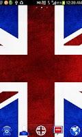 Screenshot of Britainizer GO APEX ADW Theme