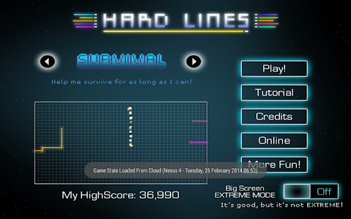Hard Lines Screenshot 13