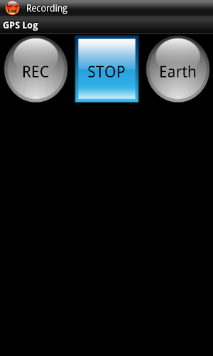 Simple GPS Log apk screenshot