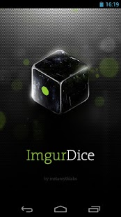 ImgurDice - screenshot thumbnail