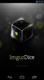 ImgurDice - screenshot thumbnail