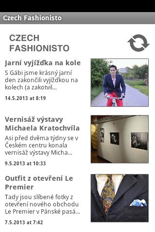 Czech Fashionisto