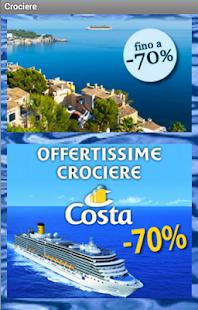 Crociere Scontate, offerta - screenshot thumbnail