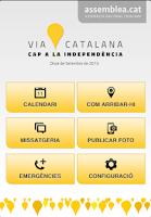 Screenshot of Via Catalana