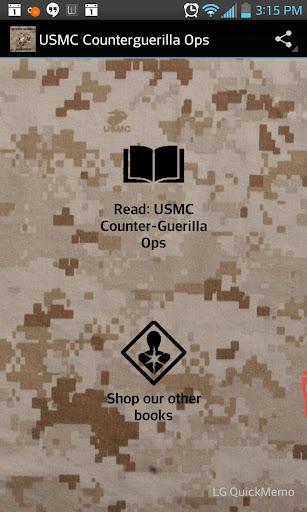USMC Counterguerilla Ops