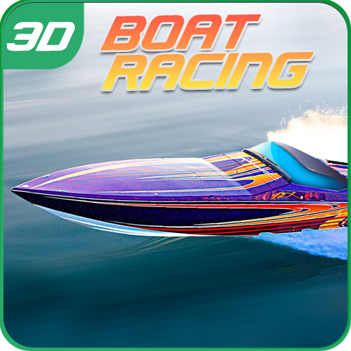 Super Crazy PowerBoat Racing3D Android APK Download Free By Fun Games Studio 3d