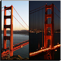 Golden Gate Wallpaper icon