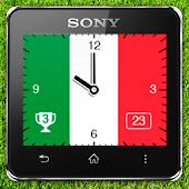 Watchface Italy (Sony SW2)