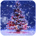 Christmas Tree Video Wallpaper icon