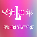 weightloss tips icon