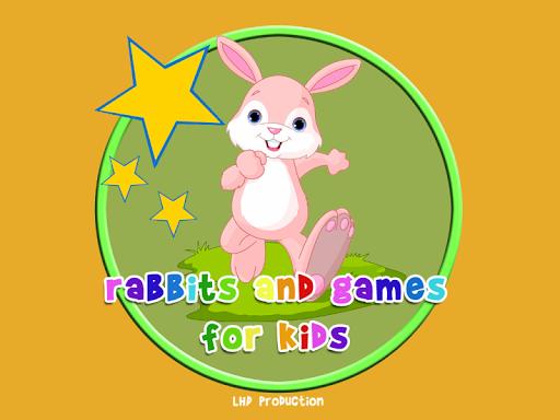 兔儿童游戏