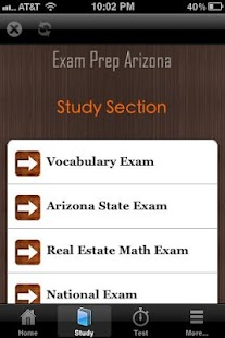 Arizona Real Estate Exam Prep- screenshot thumbnail