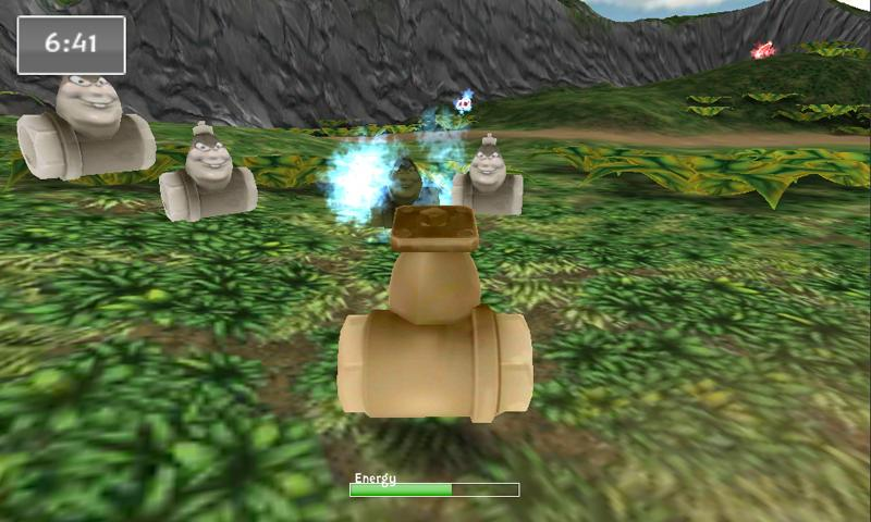 RuB Raider- screenshot