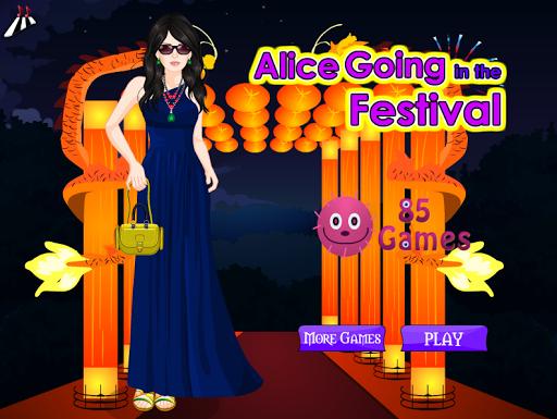 Alice Festival Dress Up