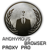 Anonymous Proxy Browser- Pro