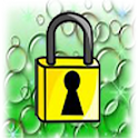 Bubble Blast Screen Locker logo