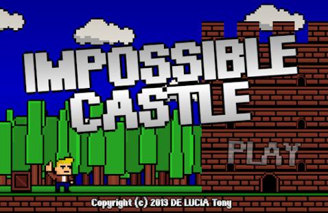 Impossible castle