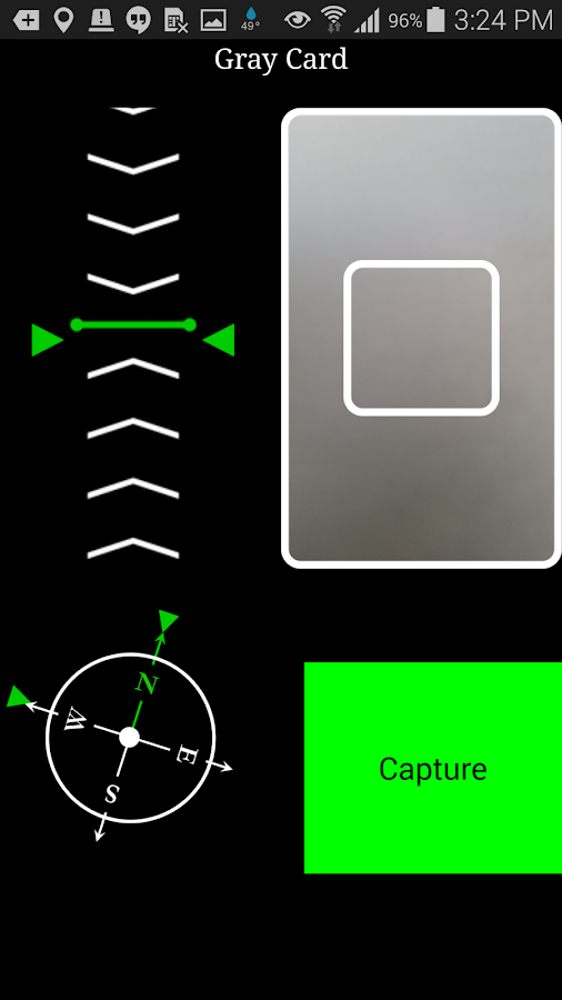 HydroColor: Water Quality App- screenshot