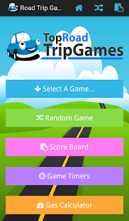 Road Trip Travel Games- screenshot thumbnail