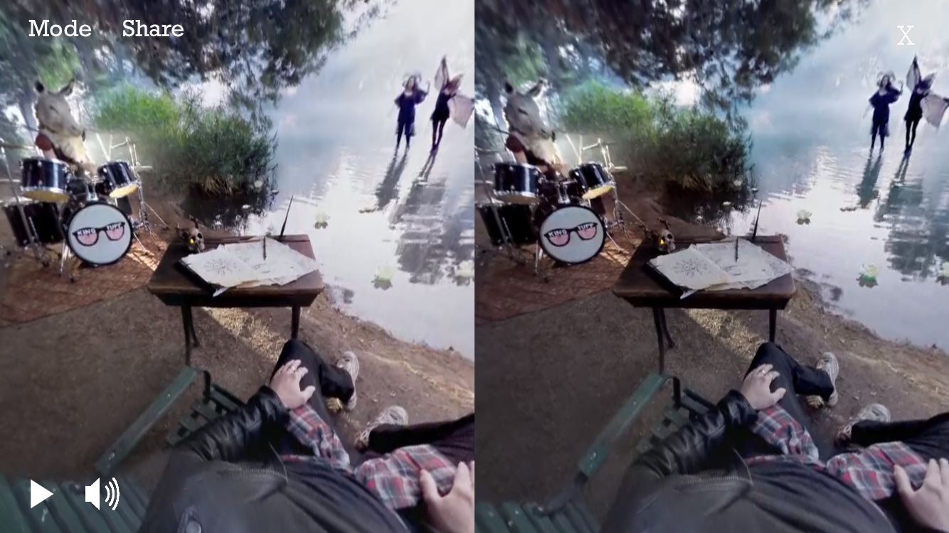 In Their Chucks 360°- screenshot