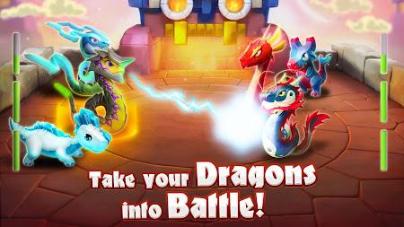 Dragon Mania Legends 1.4.1a screenshot 4398
