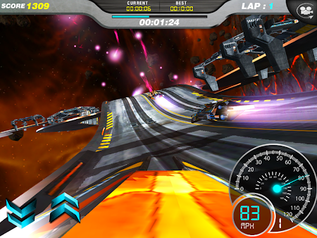 Alpha Tech Titan Space Racing 1.03 screenshot 69114