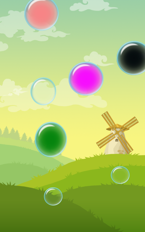 скачать игру шарики