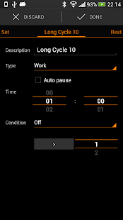 Impetus Interval Timer- screenshot thumbnail