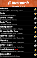 Screenshot of Grid Solitaire