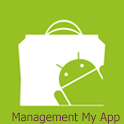 Manage Applications-Share Apps icon
