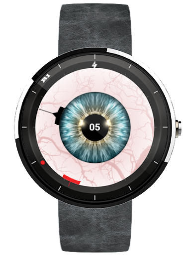 R1 Eye - Wear Watch Face