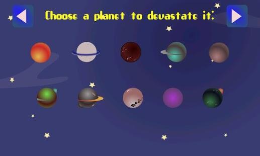 Alien Devastation- screenshot thumbnail