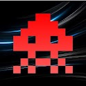 Space Invader logo