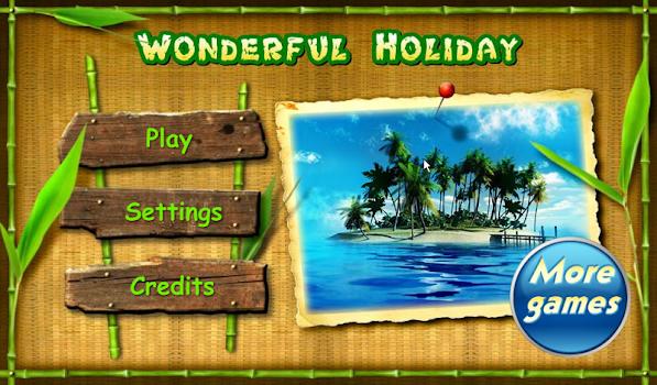 Hidden Object- Summer Vacation