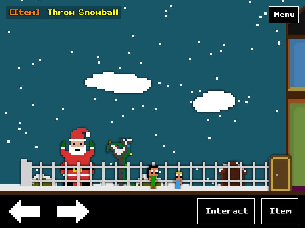 Quiet Christmas (Free) - screenshot