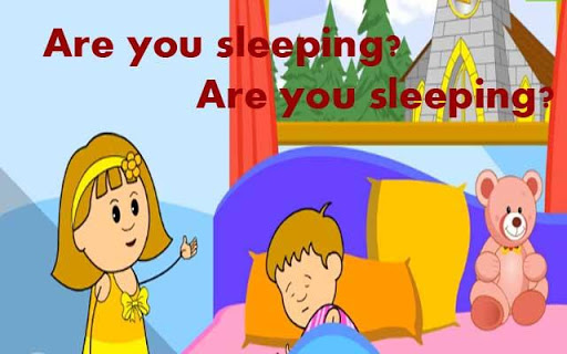 Kids Poem Are You Sleeping