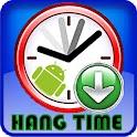 Hang Time logo